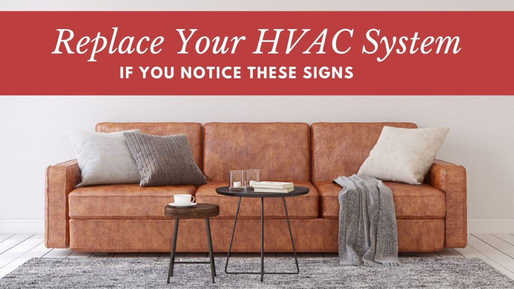 Replace Your HVAC